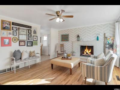 Orem Single Family Home Under Contract: 464 N 400 E