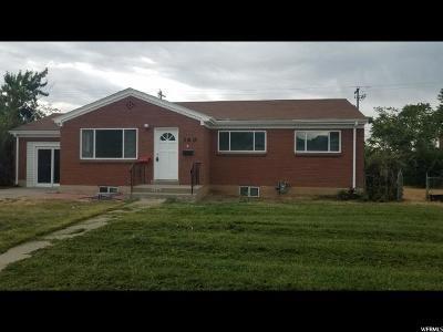 Orem Single Family Home For Sale: 360 E 400 S