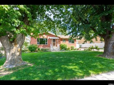 South Ogden Single Family Home Under Contract: 530 E 4400 St S
