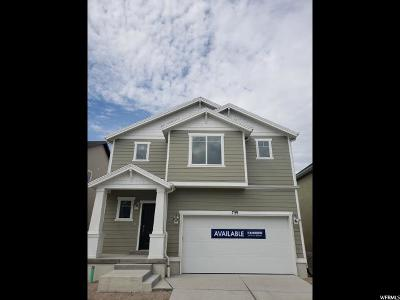 Lehi Single Family Home For Sale: 799 N 3770 W #113