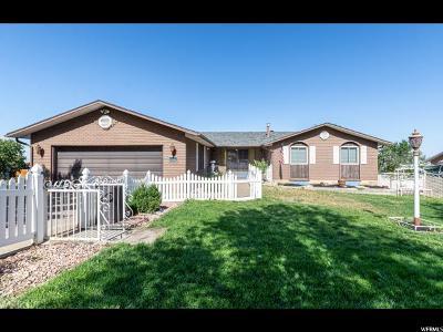 Bountiful Single Family Home For Sale: 3678 S 400 E