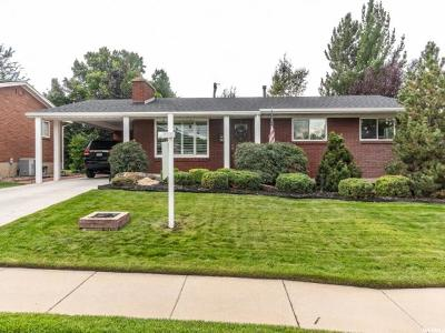 Bountiful Single Family Home For Sale: 248 E 470 N