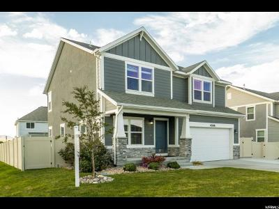 Herriman Single Family Home For Sale: 4588 Breezy Meadow Dr S