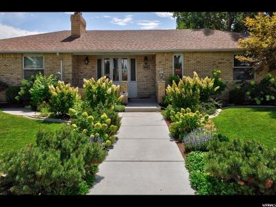West Jordan Single Family Home Under Contract: 2491 W Beverly Glen Ave S