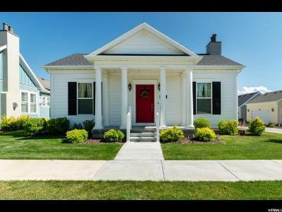 South Jordan Single Family Home For Sale: 10979 S Cascabel Dr W