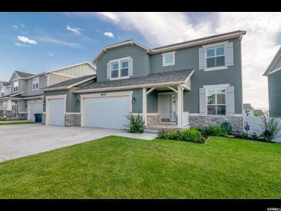West Jordan Single Family Home Under Contract: 6671 W Terrace Top Ln S #131