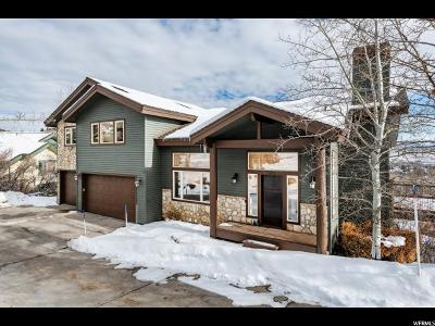 Park City Single Family Home For Sale: 4673 Nelson Ct