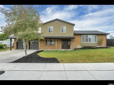 Riverton Single Family Home Under Contract: 2765 W Hayden Ridge Way