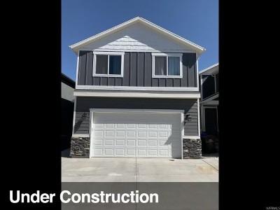 Eagle Mountain Single Family Home For Sale: 8648 N Oakridge Aly #C24