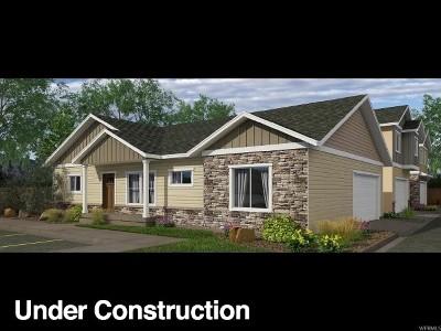 Eagle Mountain Single Family Home For Sale: 8637 N Oakridge Aly #C22