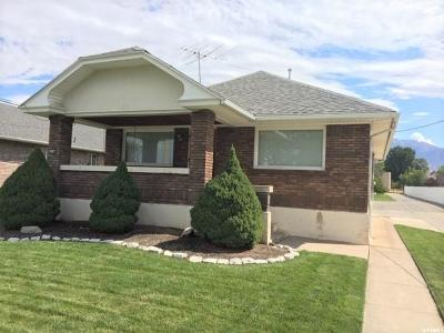 American Fork Single Family Home Under Contract: 254 N 300 W