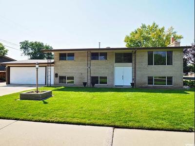 Orem Single Family Home For Sale: 1710 S 145 E