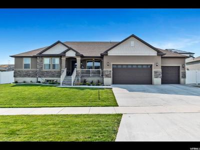 Saratoga Springs Single Family Home For Sale: 589 N Appellation Dr