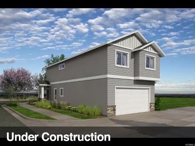 Eagle Mountain Single Family Home For Sale: 8666 N Oakridge Aly #C27