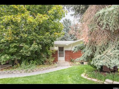 Providence Single Family Home Under Contract: 246 N 300 E