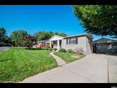 Bountiful Single Family Home For Sale: 2956 S 400 W