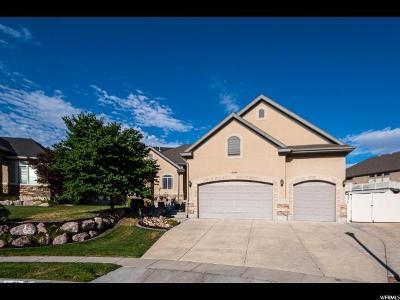South Jordan Single Family Home For Sale: 9994 S Caddie Cir