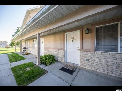 Logan UT Townhouse Under Contract: $153,000