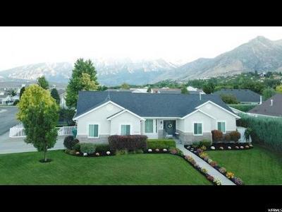 Cedar Hills Single Family Home Under Contract: 4548 W Spring Cir