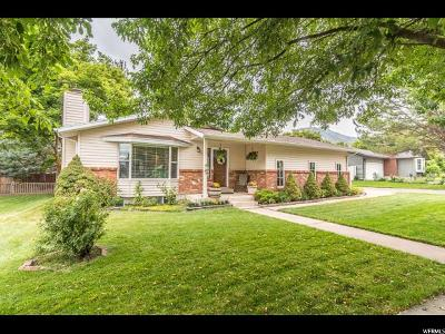 Logan UT Single Family Home Under Contract: $314,900