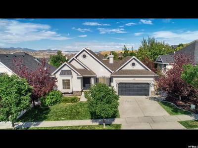 Lehi Single Family Home For Sale: 4435 N Country Wood Dr