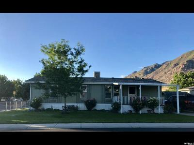 Single Family Home For Sale: 1025 N 300 W #29