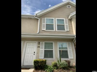 Townhouse Under Contract: 1286 S 1145 W