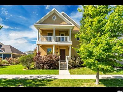 South Jordan Single Family Home For Sale: 11656 S Bluerock Ave