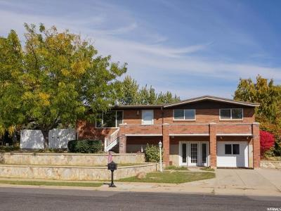 Clearfield Single Family Home For Sale: 489 Barlow