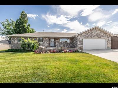 South Jordan Single Family Home For Sale: 2297 W Pheasant Bend Cir #5