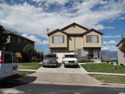 Saratoga Springs Single Family Home For Sale: 232 W Kestrel Dr