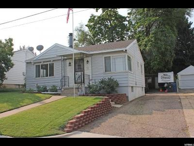 South Ogden Single Family Home For Sale: 533 41st St