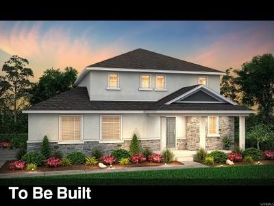 Springville Single Family Home For Sale: 743 W 950 S #44