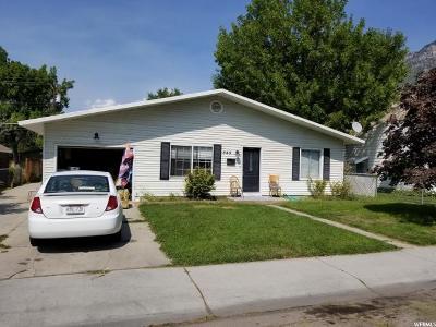 Provo Single Family Home Backup: 845 E 150 N