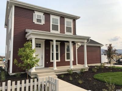 South Jordan Single Family Home Under Contract: 5253 W Mellow Way S #833