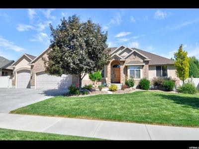 South Jordan Single Family Home Under Contract: 3432 W Bear River Rd