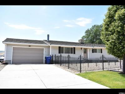 Herriman Single Family Home For Sale: 5939 W 13100 S
