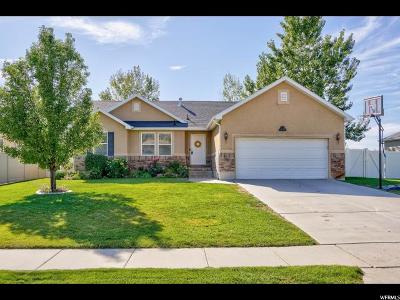 North Ogden Single Family Home Under Contract: 2039 N 150 E