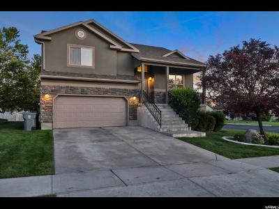 Pleasant Grove Single Family Home Under Contract: 558 E Harvest Moon Dr.