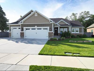 Riverton Single Family Home For Sale: 1339 W Bison Dr