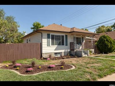 Single Family Home For Sale: 56 W 300 S