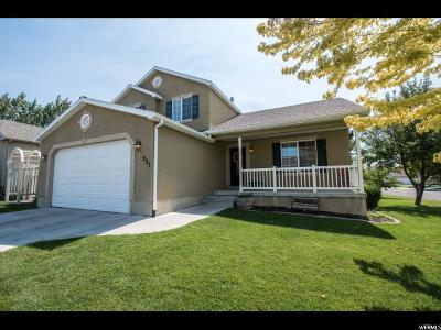 Payson Single Family Home For Sale: 907 W 1500 S