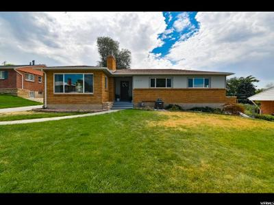 Bountiful Single Family Home For Sale: 647 W 3500 S
