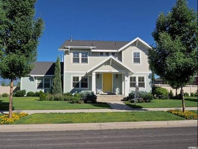 South Jordan Single Family Home Under Contract: 4143 W Otter Brook Dr S