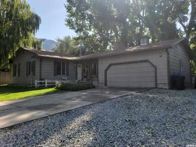 Logan Single Family Home For Sale: 1248 Mountain Rd