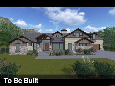 Provo Single Family Home For Sale: 2625 N Timpview Dr