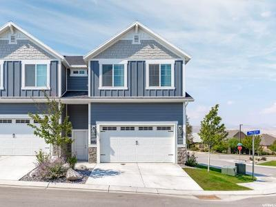 Lehi Townhouse Under Contract: 4891 N Nile Dr
