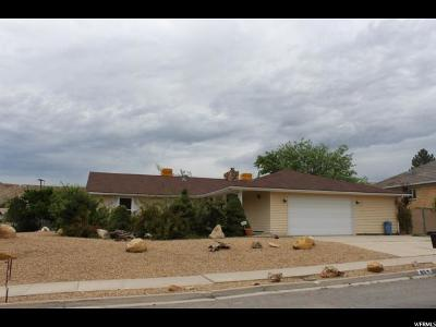 Price UT Single Family Home For Sale: $220,000