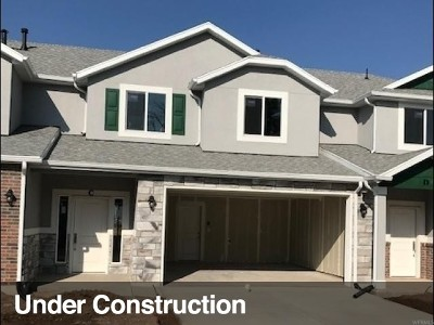 Clearfield Townhouse Under Contract: 1021 E 1225 S #C