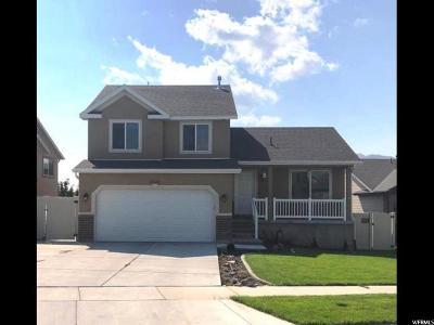 Eagle Mountain Single Family Home For Sale: 4546 E Ponderosa Way N